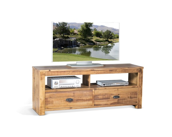 Sunny Designs Coleton 64 Inch TV Console 3610AN-64-ENT-TS-VAR2