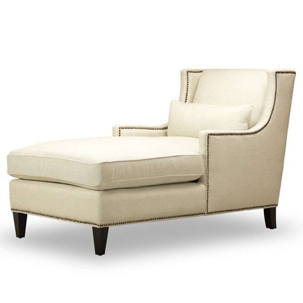 Spectra Home Ava Tribecca Natural Chaise SPH-Ava-Chaise-TN