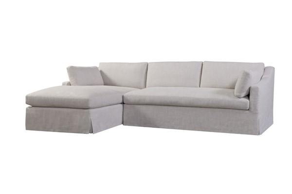 Spectra Home Dune Floris Linen LAF Sectional SPH-Dune-SECTIONAL-S2