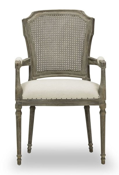 Spectra Home Chelsea Milar Natural Arm Chair SPH-Chelsea-Arm-Chair-MN