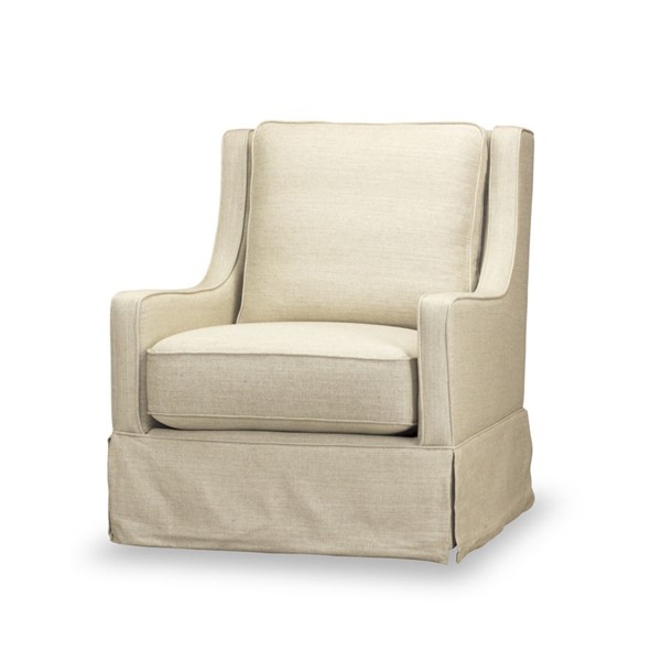 Spectra Home Kelly Windfield Natural Swivel Chair SPH-Kelly-Swivel-Chair-WN