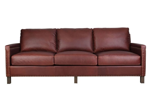 Spectra Home Leisa Chelsea Brown Sofa SPH-Leisa-Sofa-CB