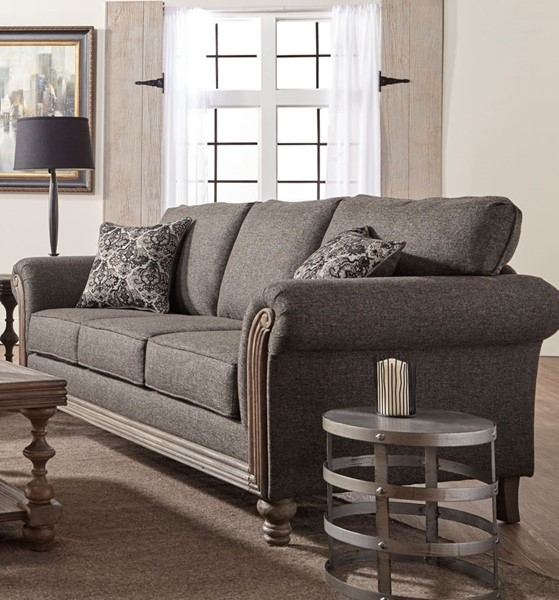 Serta 3400 Series Element Obsidian Sofa SRT-3400S01