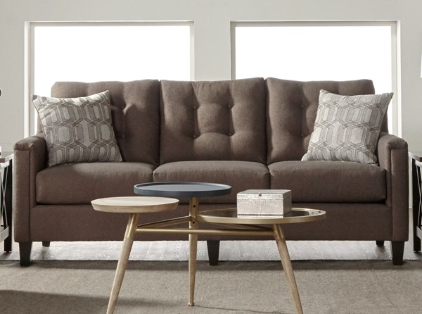 Serta 6800 Series Veteran Brownstone Sofa SRT-6800S01