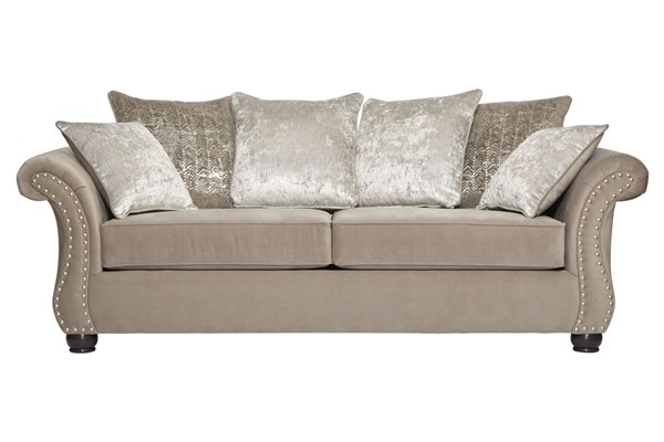 Serta 7500 Series Cosmos Putty Sofa SRT-7500S02
