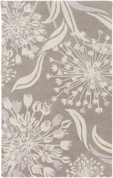 Alhambra Contemporary Lavender New Area Rugs 12710-VAR1