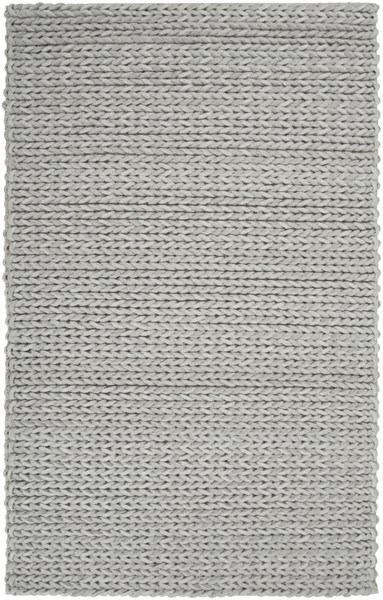 Anchorage Cottage Olive Wool Area Rug (L 96 X W 60) ANC1001-58