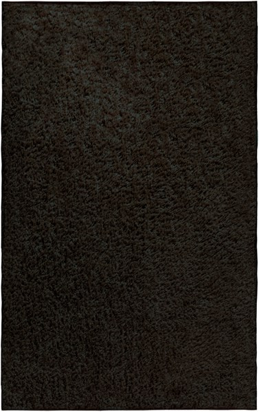 Arlie Black Polypropylene Area Rug - 60 x 96 ARE9002-58