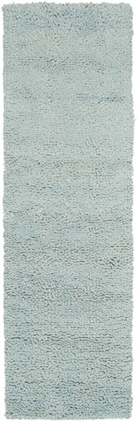 Aros Mint Wool - Felted Runner - 30 x 96 AROS11-268