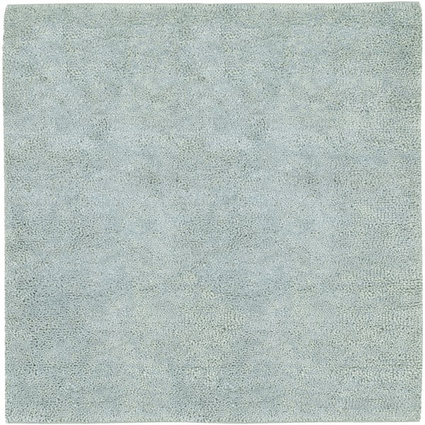 Aros Mint Wool - Felted Square Area Rug - 96 x 96 AROS11-8SQ