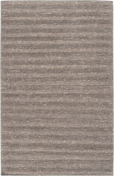 Bahama Contemporary Gray Fabric Hand Woven Area Rug BAH4102-58