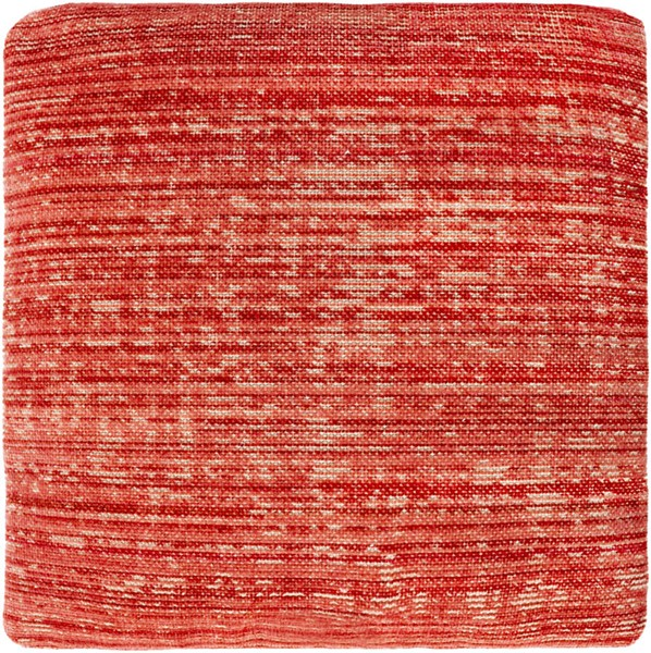 Surya Barletta Dark Red Poly Pillow - 21x21 BTT002-2121P