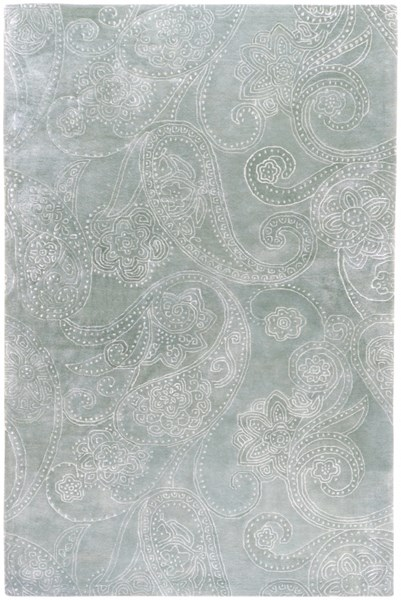 Modern Classics Contemporary Moss Wool Area Rug (L 96 X W 60) CAN1952-58