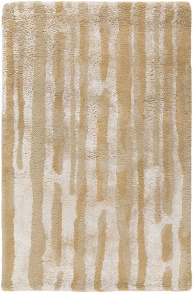 Modern Classics Modern Taupe Beige Wool Area Rug (L 30 X W 24) CAN2055-23