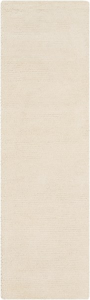Cambria Ivory Wool - Felted Runner - 30 x 96 CBR8700-268