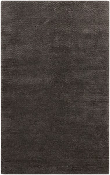 Cambria Charcoal Wool - Felted Area Rug - 60 x 96 CBR8711-58
