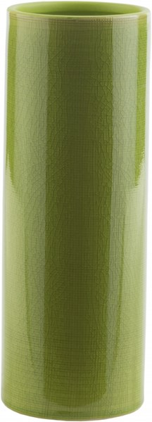 Chastain Contemporary Forest Ceramic Table Vase - 3.94 x 3.94 CHS625-M