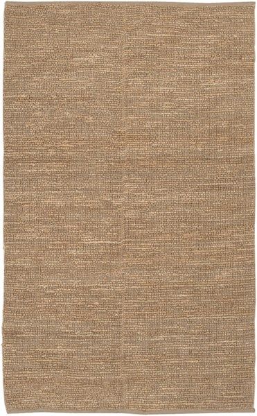 Continental Contemporary Taupe Fabric Hand Woven Area Rug COT1931-58