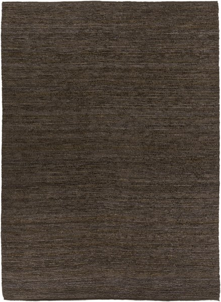 Continental Dark Olive Jute Area Rug - 96 x 132 COT1933-811
