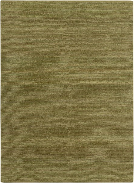 Continental Olive Jute Area Rug - 96 x 132 COT1940-811