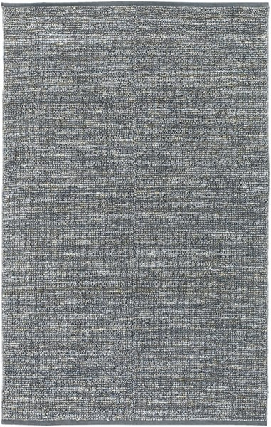 Continental Contemporary Slate Fabric Hand Woven Area Rug COT1941-58