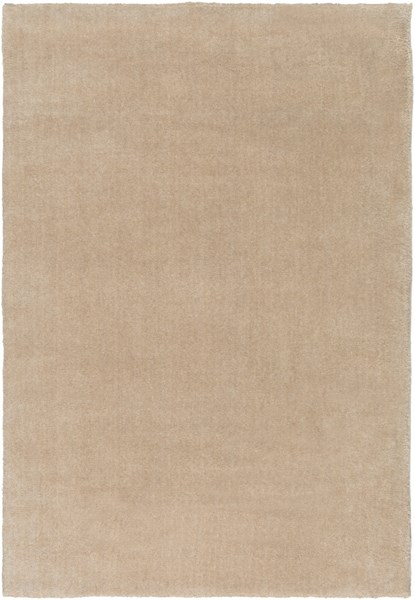 Capucci Contemporary Beige Fabric Area Rugs 1822-VAR1