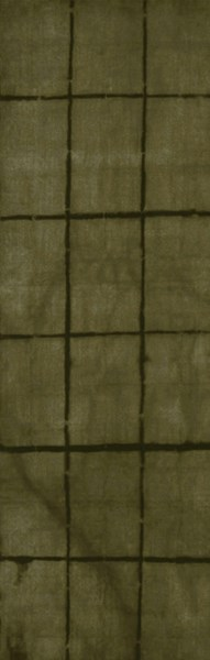 Cruise Olive Forest Wool Area Rug (L 96 X W 30) CRS7001-268