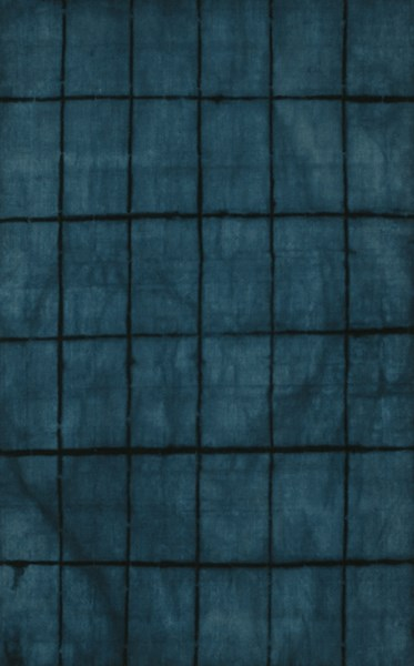 Cruise Modern Teal Fabric Rectangle Area Rug (L 96  X W 60) CRS7004-58