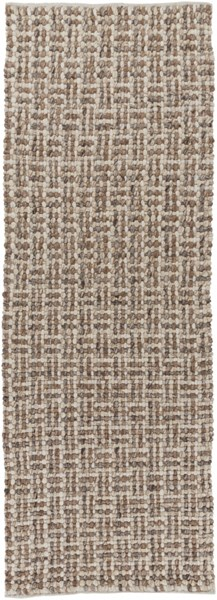 Cascade Contemporary Tan Olive Beige Fabric Runners 861-VAR1