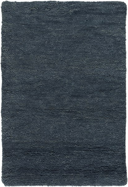 Cotswald Contemporary Teal Fabric Hand Woven Rug COTSWALD-DCR-BNDL