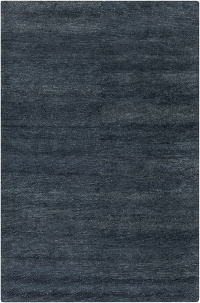 Cotswald Teal Cotton Wool Area Rug (L 96 X W 60) CTS5001-58