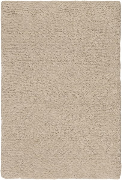 Cotswald Beige Cotton Wool Area Rug (L 36 X W 24) CTS5004-23
