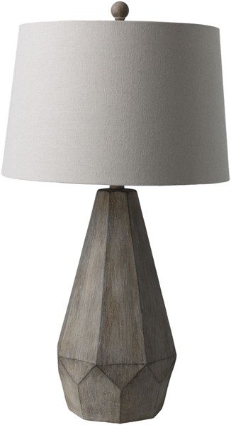 Surya Draycott Linen Table Lamps - 16x29 DRY-10-LAMP-VAR