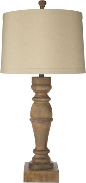 Surya Elijah Linen Table Lamps - 17x35.50 ELJ-00-LAMP-VAR