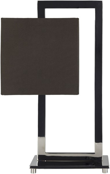 Surya Bethune Black Metal Table Lamp - 12x20.75 ETU-006