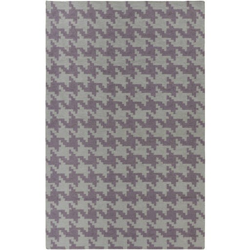 Frontier Flat Pile L 96 X W 60 Rectangle Wool Rug FT-103 FT103-58
