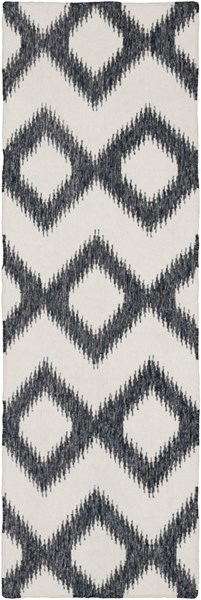 Frontier Ivory Slate Wool Runner - 30 x 96 FT175-268