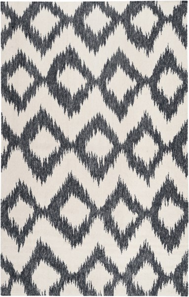 Frontier Ivory Slate Wool Area Rug - 60 x 96 FT175-58