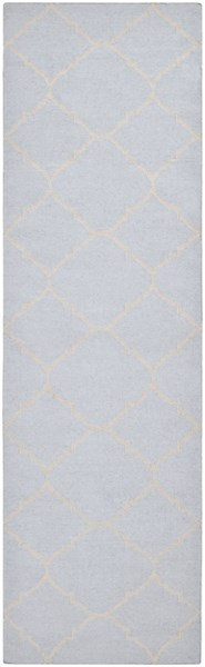 Frontier Slate Taupe Wool Runner - 30 x 96 FT40-268