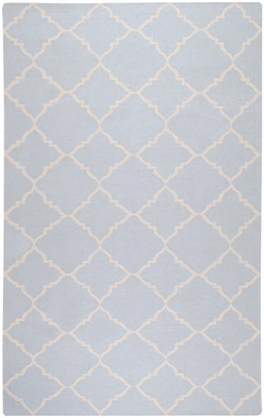 Frontier Slate Taupe Wool Area Rug - 60 x 96 FT40-58