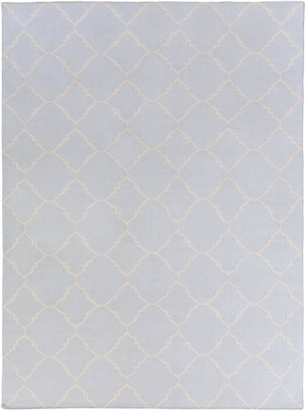 Frontier Slate Taupe Wool Area Rug - 96 x 132 FT40-811