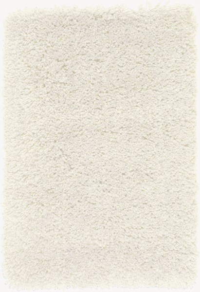 Goddess Contemporary Ivory Polyester Area Rugs 628-VAR2
