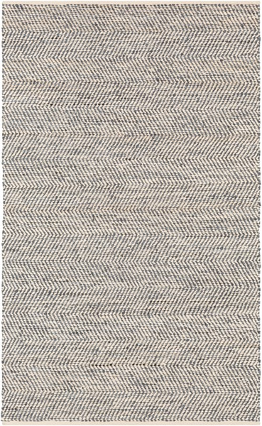 Surya Giovanni Charcoal Cream Area Rug - 36 x 24 GNI1000-23