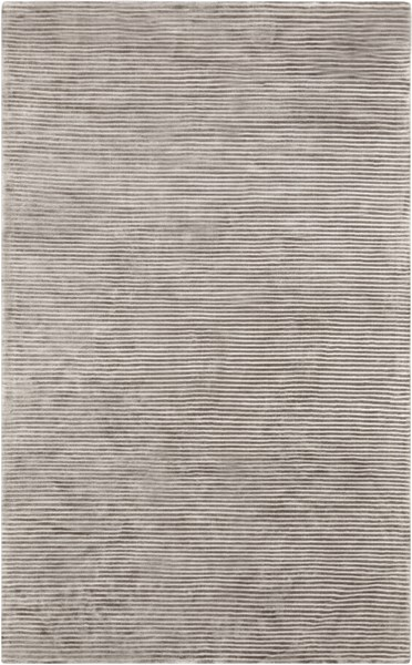 Surya Graphite Medium Gray Area Rug - 156 x 108 GPH53-913