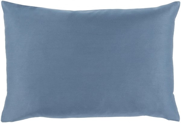 Griffin Pillow with Down Fill in Slate - 22 x 22 x 5 GR001-2222D