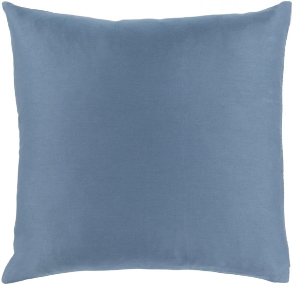 Griffin Pillow with Poly Fill in Slate - 18 x 18 x 4 GR001-1818P