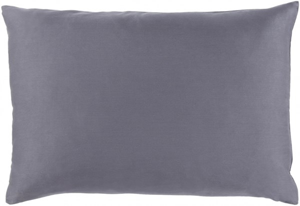 Griffin Pillow with Poly Fill in Charcoal - 20 x 20 x 5 GR002-2020P