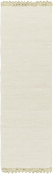 Grace Sea Foam Cotton Tone On Tone Runner GRC7002-268