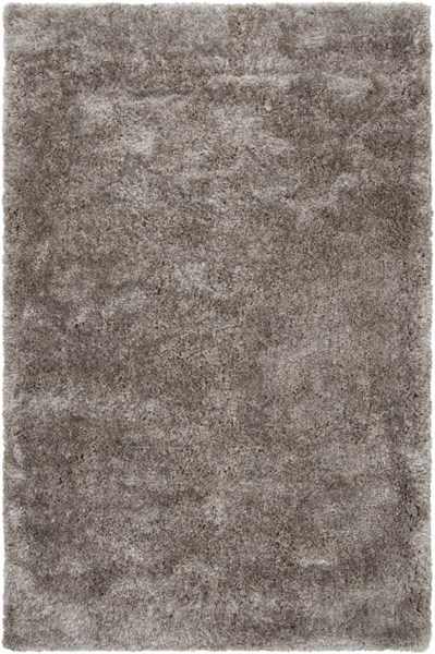 Surya Grizzly Light Gray Area Rug - 168 x 120 GRIZZLY6-1014