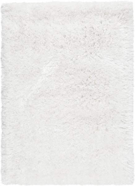Grizzly Ivory Polyester Area Rug - 24 x 36 GRIZZLY9-23